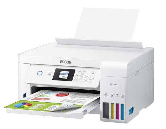 Driver Stampante Epson ET-2760 Windows & Mac [Installazione]