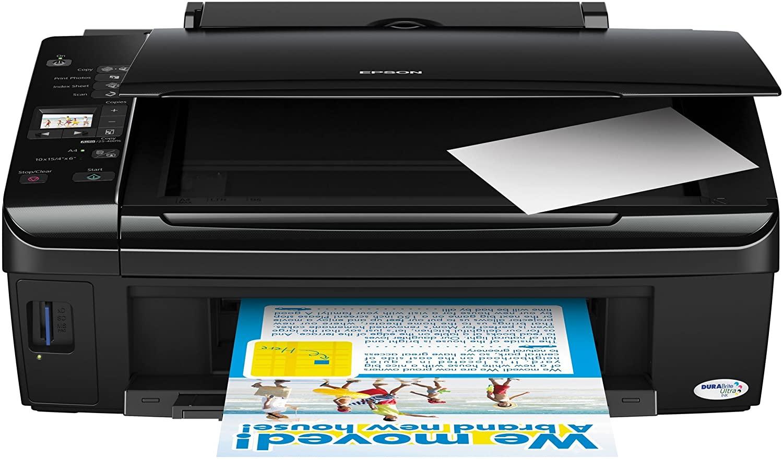 Scarica Driver Epson Stylus SX210 Stampante e Scanner
