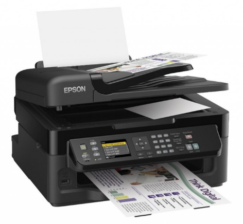 Driver Epson WF 2540 Italiano Windows 10 & Mac [installazione]