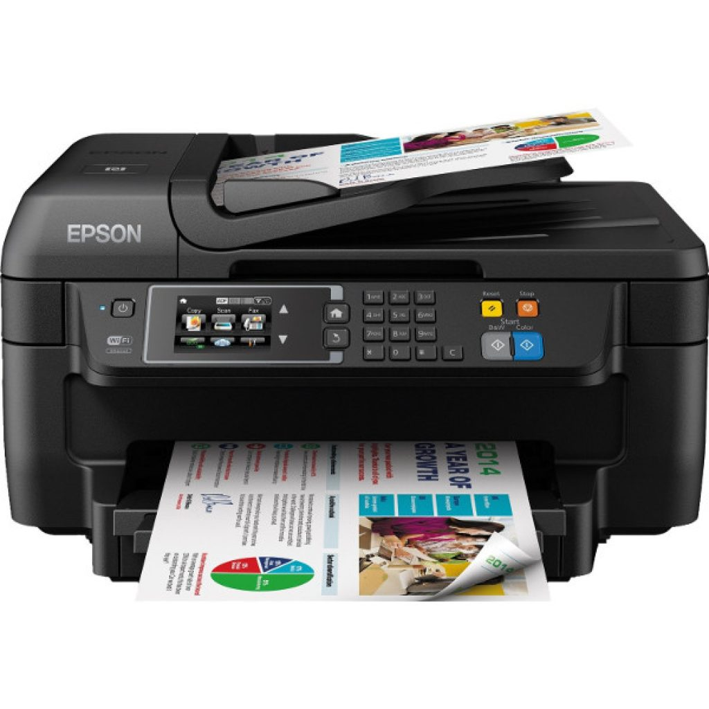 Driver Epson WF 2660 Italiano Windows 10 & Mac [installazione]