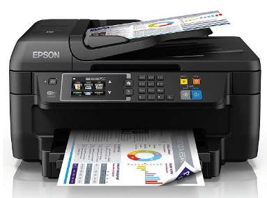 Driver Stampante Epson WF 2760 Per Windows & Mac [installazione]